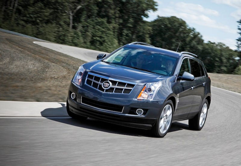 Illustration for article titled Cadillac SRX Turbo Is Dead