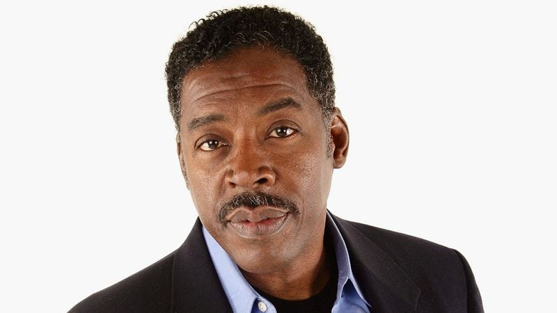 Ernie Hudson talks Oz and losing out on the Ghostbusters ... Ernie Hudson Oz