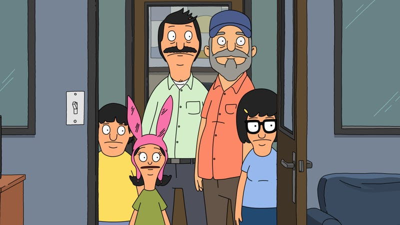 Illustration for article titled Bob's Burgers enters national debate on sweet potato vs. regular fries in clever episode
