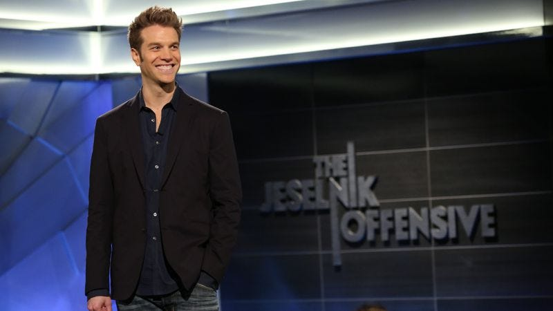 Illustration for article titled The Jeselnik Offensive — Finale