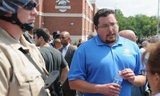 Ferguson, Mo., Mayor James Knowles IIIMichael B. Thomas/Getty Images