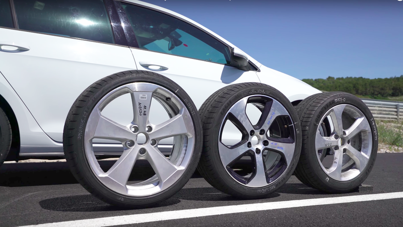 Heres How Different Wheel Sizes Affect Performance - Show me rims on my car