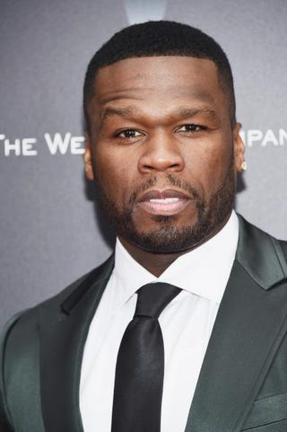 """Curtis """"50 Cent"""" JacksonMichael Loccisano/Getty Images"""