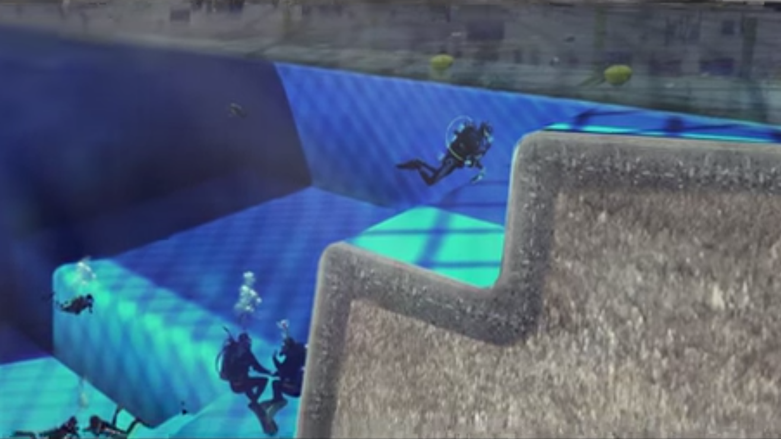 The World 39 S Deepest Pool Would Help Train Astronauts