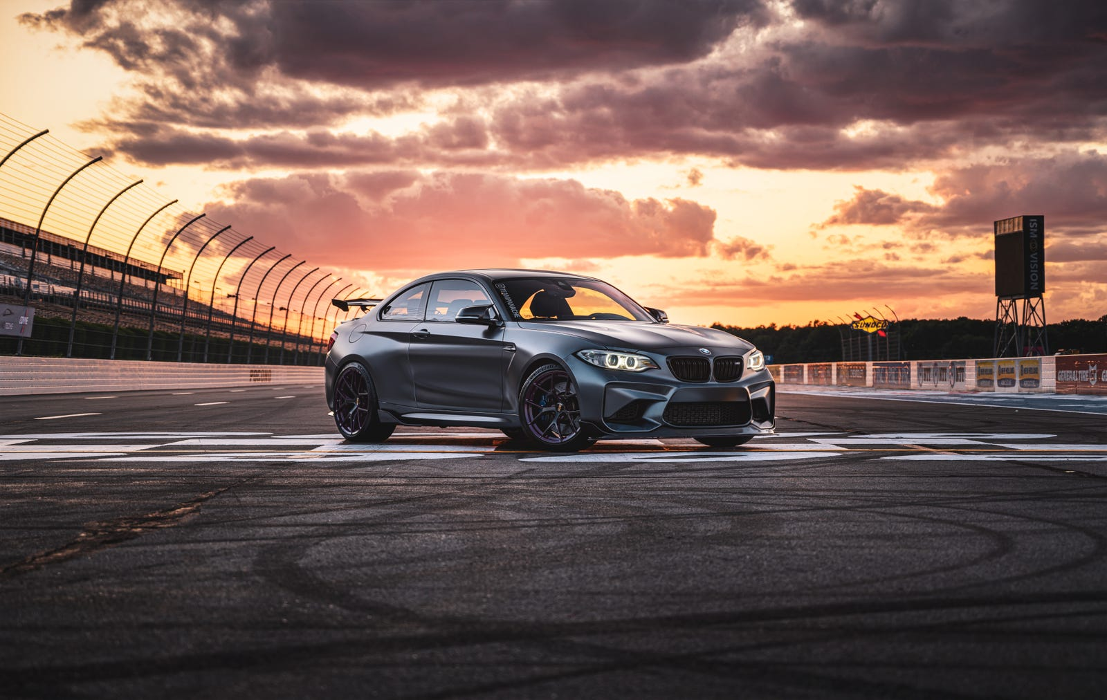 Your Magnificently Mad BMW M2 Wallpaper