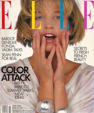 Illustration for article titled Flashbacks: The Joy Of 1986 Elle
