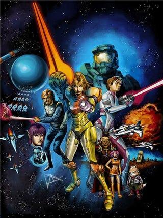 Illustration for article titled Video Game Wars: Some Old Hopes