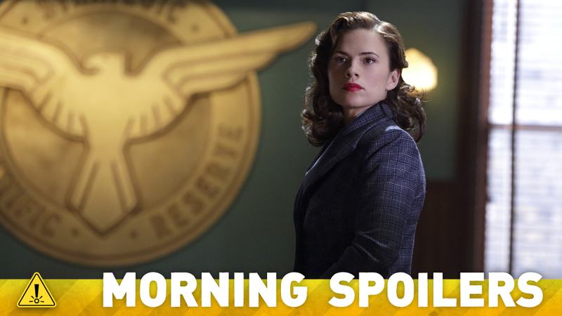 "Illustration for article titled Hayley Atwell Teases A ""Lighter"" Agent Carter, As Well As More Episodes"