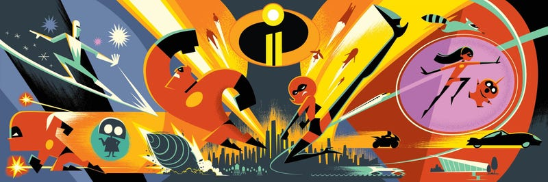 Image result for Original incredibles brad bird work