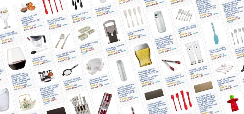 Holiday Kitchen Essential Gold Box | Amazon