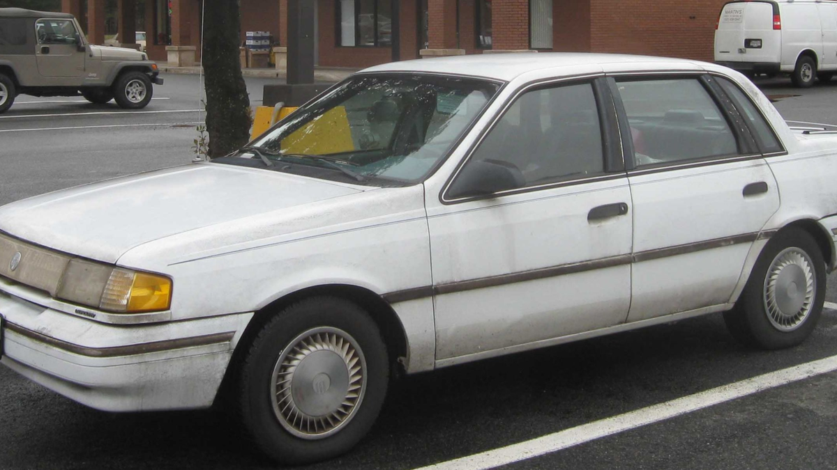 Meh car monday of course its the ford tempo