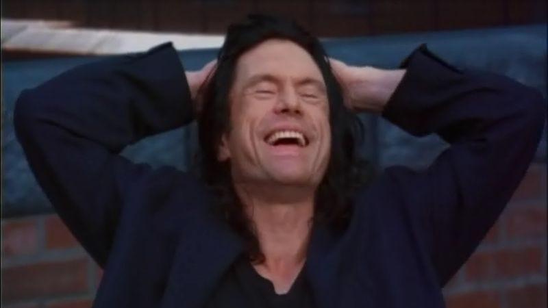 Illustration for article titled A Redditor sleuth has unraveled the mystery of Tommy Wiseau's nationality