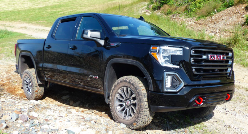 The 2019 GMC Sierra Is A Better-Looking Silverado With