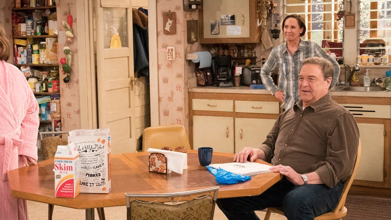 Illustration for article titled ABC officially picks up Roseanne spin-off The Conners