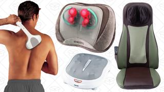 Ahorra hasta un 30% en masajeadores   Amazon