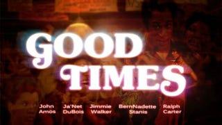 Image of theGood Timestitle and its original castKickstarter