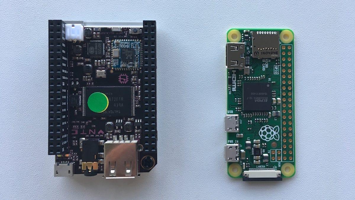 Affordable Electronics Board Showdown: Raspberry Pi Zero vs