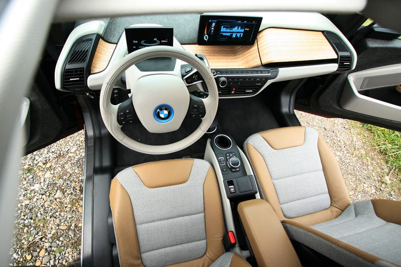 the electric bmw i3 is the cheapest exotic car you can buy