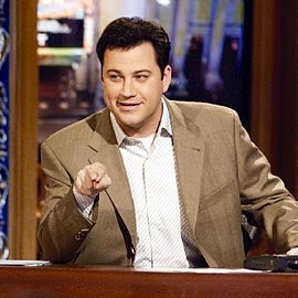 Illustration for article titled Jimmy Kimmel Doesn't See What All The Fuss Is About