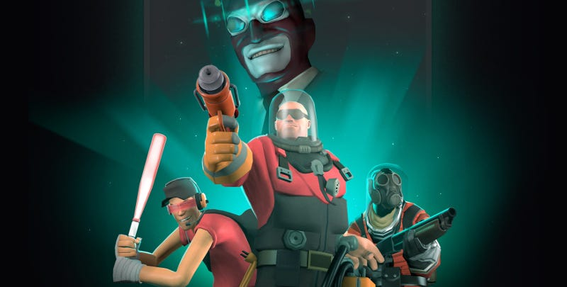 Illustration for article titled The New Team Fortress 2 Update Has Some Great Easter Eggs