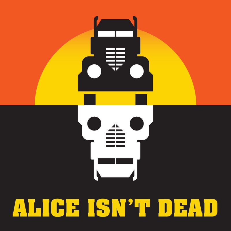 Illustration for article titled Big rig + big mystery + big dose of weird = Alice Isn't Dead