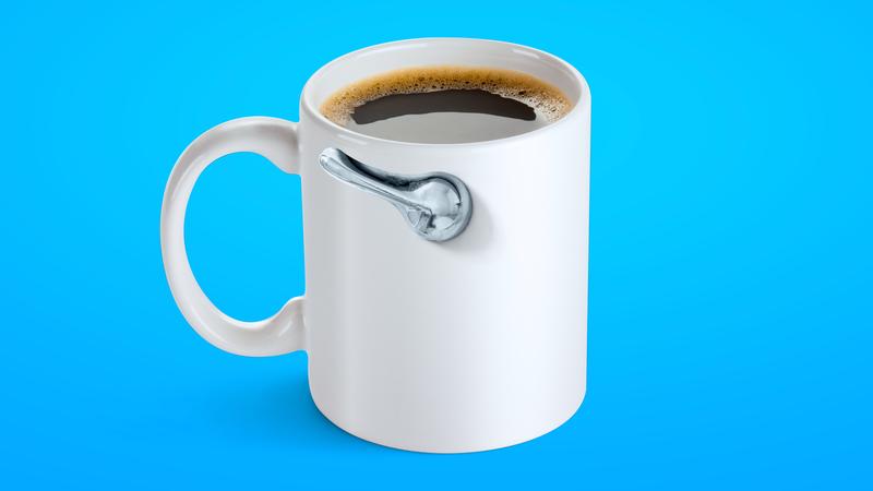 Why does coffee make us poop?