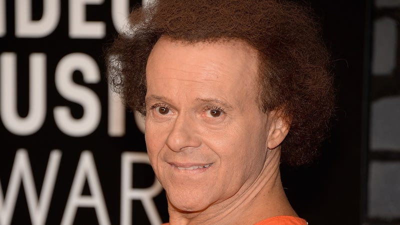 Illustration for article titled Richard Simmons Released from Hospital After Being Admitted for 'Bizarre Conduct'