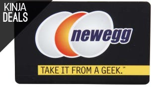 Illustration for article titled Get $5 in Newegg Credit Just for Buying a Gift Card
