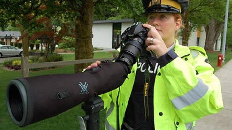 Imagen: Real Policía Montada de Canadá
