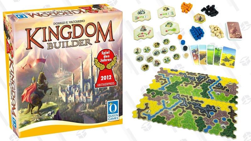 Kingdom Builder | $33 | Amazon
