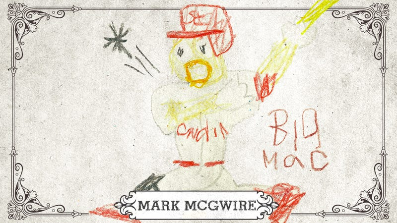 Illustration for article titled Mark McGwire Made You Happy. It's Time To Admit It.