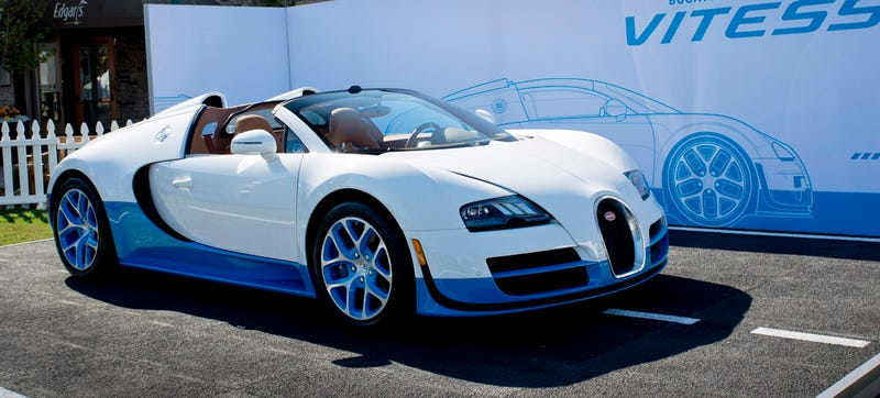 Illustration for article titled The Warranty Alone On This Bugatti Will Cost You $255,000