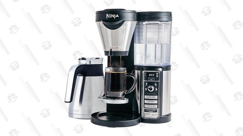 Ninja Coffee Bar | $89 | Jet
