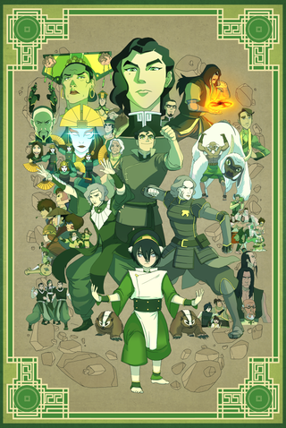 These Avatar The Last Airbender Posters Have Mastered All