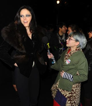 Illustration for article titled Coco Rocha Speaks Out About Models' Health; Crystal Renn To Walk In London Fashion Week