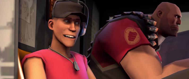 Illustration for article titled Valve estrena corto de animación sobre Team Fortress 2