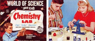 Illustration for article titled How To Build Your Own Chemistry Set