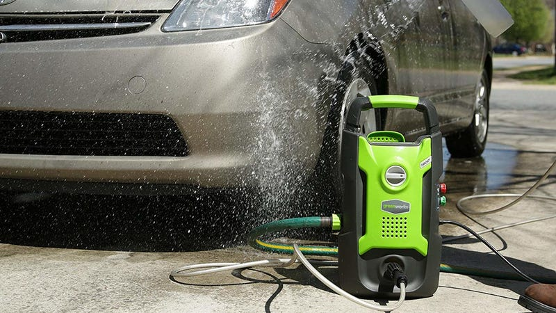 GreenWorks Pressure Washer Gold Box