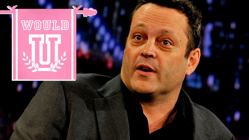 Illustration for article titled Urgent: Would You Have Sex With Vince Vaughn?