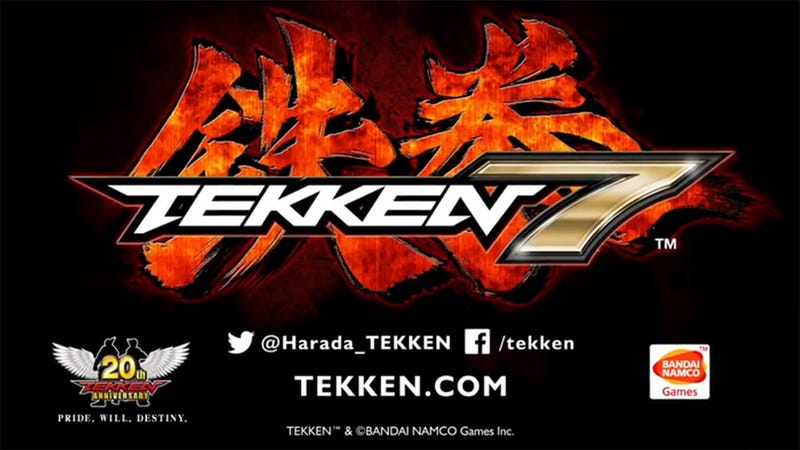 Illustration for article titled Tekken 7 Announced Today, Eventually