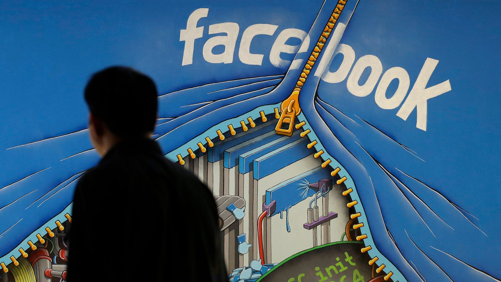 Facebook Shut Down a Conservative 'FB Anon' Group Employees Used for Harassment