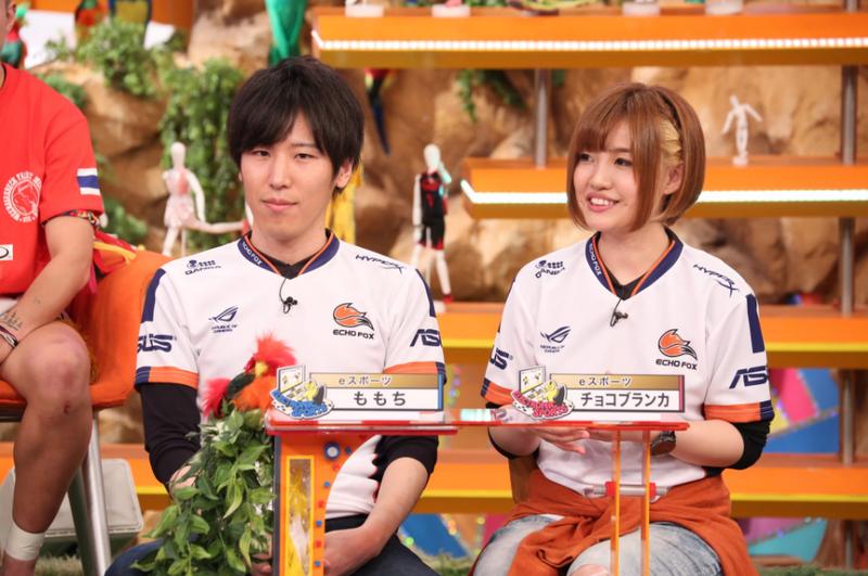 Illustration for article titled Street Fighter Pros Appear On Prime Time Japanese TV