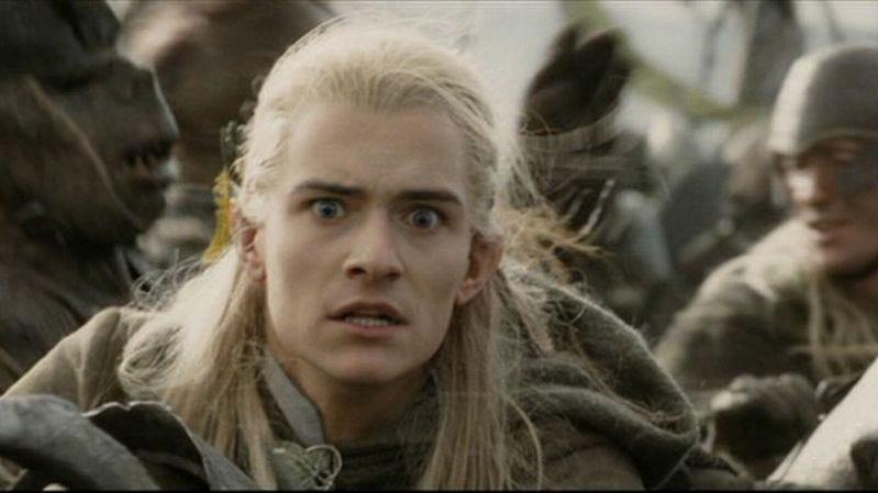 Physics proves it: Legolas was a filthy elven liar