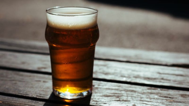 Use This Trick to Tell If Your Beer Glass Is Really Clean
