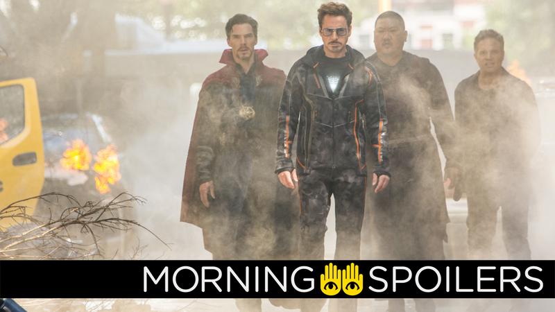 Oh, Tony Stark. Always trying to look so dramatic.