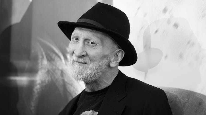 Frank Miller attends the 'Batman v Superman: Dawn Of Justice' New York Premiere at Radio City Music Hall on March 20, 2016.