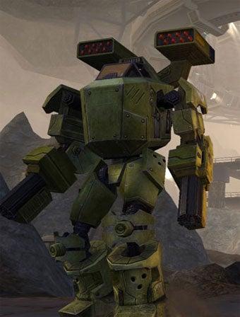 Illustration for article titled Giant Robots Help Kill Tabula Rasa