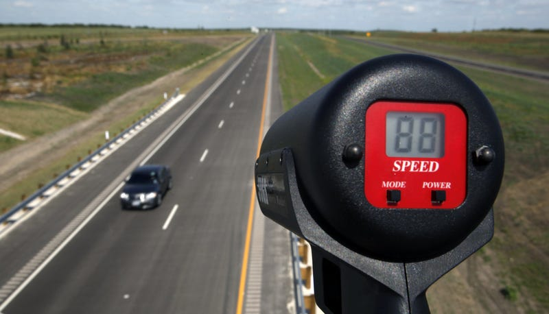 Illustration for article titled Here are all the pending state speed limit bills of 2015 so far