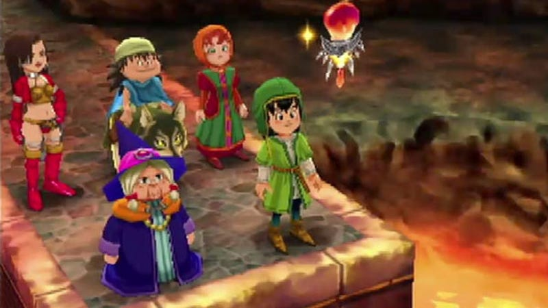 Illustration for article titled The Dragon Quest 3DS Games Are Heading To America