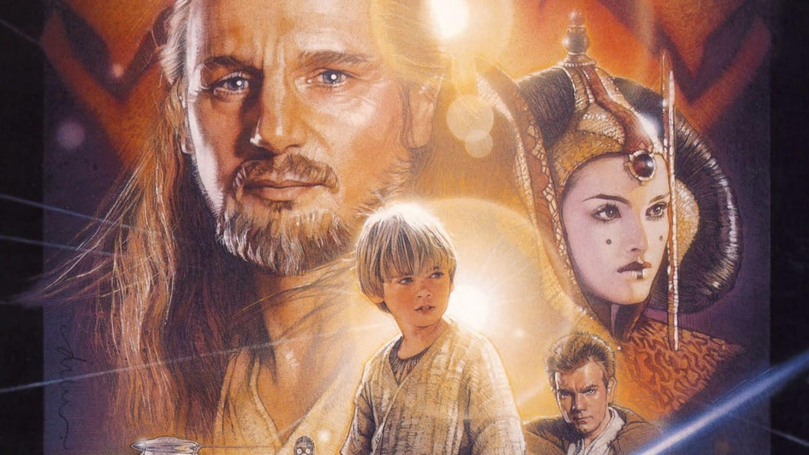 A Generation Looks Back At 20 Years Of Star Wars Episode I: The Phantom Menace